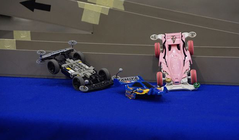 Passione low cost: a Model Expo Italy le mini 4 WD