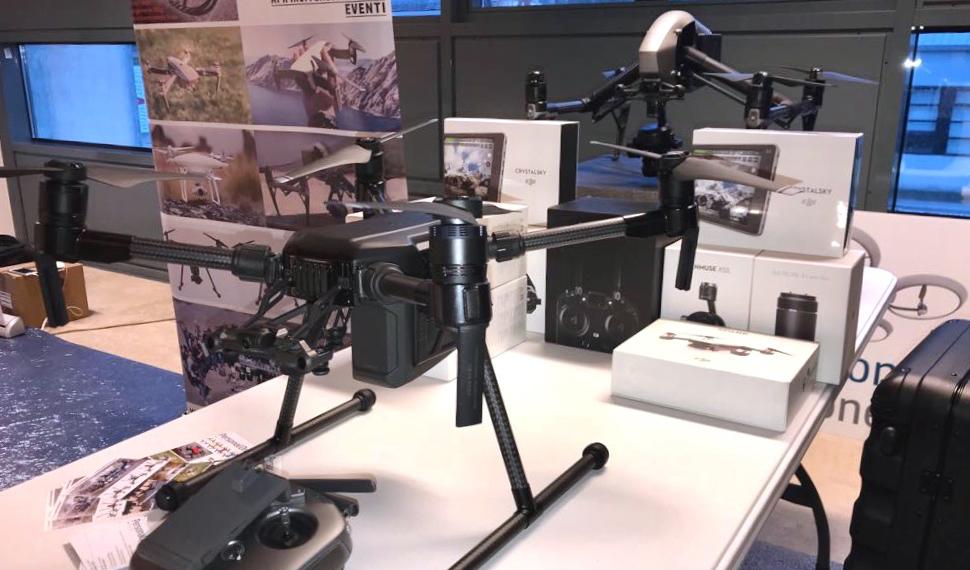 Tutto il mondo dei droni a portata di mano con Personal Drones