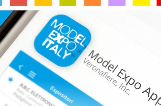 APP TO YOU! L' Applicazione Ufficiale di Model Expo Italy