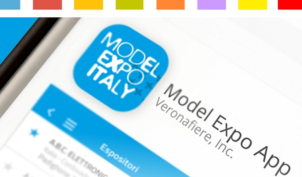 APP TO YOU! L' Applicazione Ufficiale di Model Expo Italy