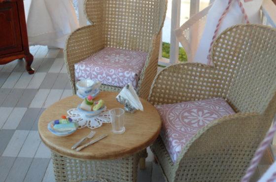 Dal giardino al gazebo: il nuovo progetto dell'associazione doll's house