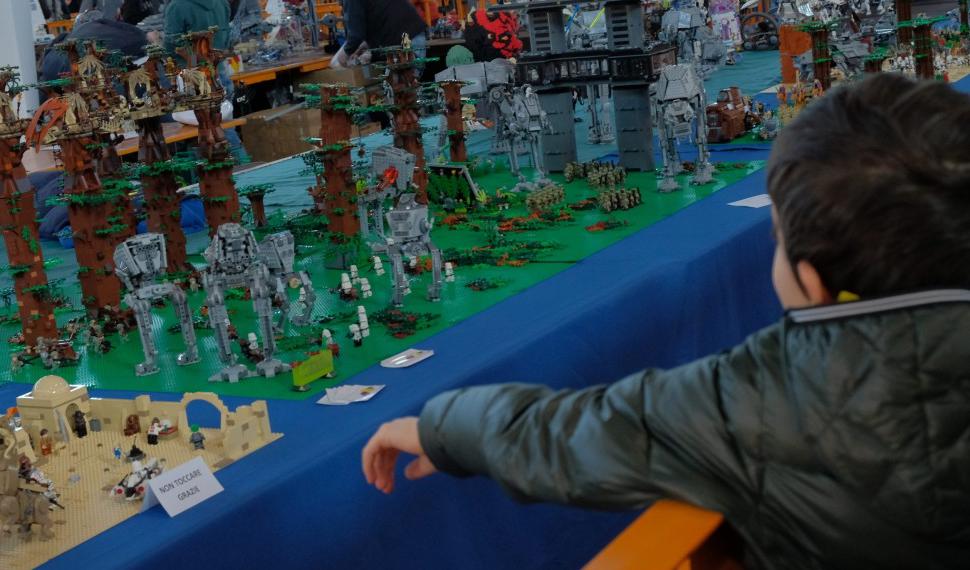 L'Area LEGO® di Model Expo Italy: 6.000 mq di puro divertimento