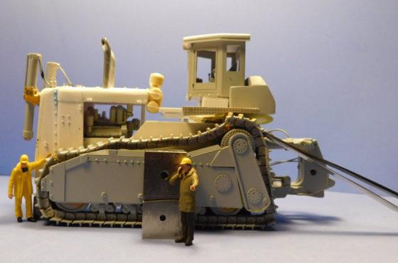 La GiftModels porta a Model Expo Italy il superdozer ACCO