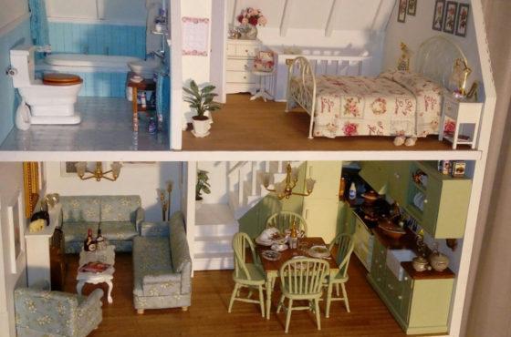 A Model Expo Italy lasciati ispirare dalle doll's house!