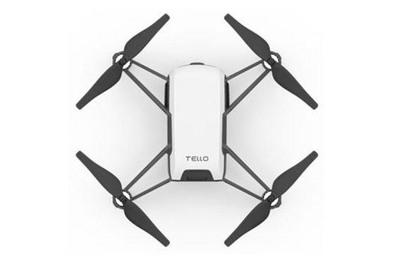 A Model Expo Italy in anteprima Tello, il drone low cost della Ryze distribuito dalla DJI