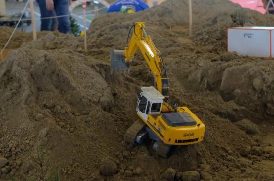 Record a Model Expo Italy: raddoppiati gli autisti delle macchine movimento terra