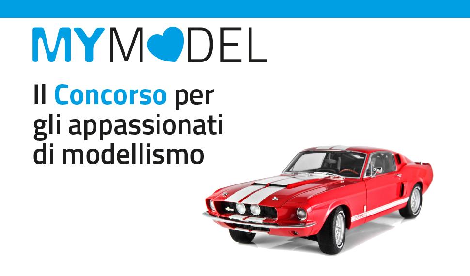 My Model: premiamo la tua passione