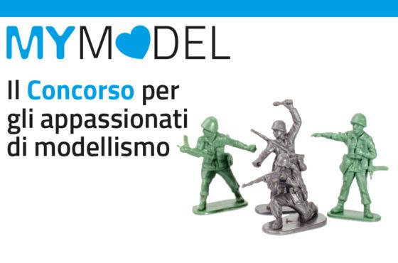 Arriva My Model, il Premio per gli appassionati modellisti!