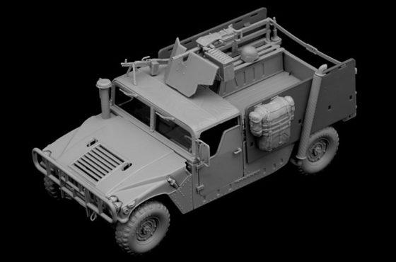 Conoscere la storia attraverso i modelli dei veicoli militari