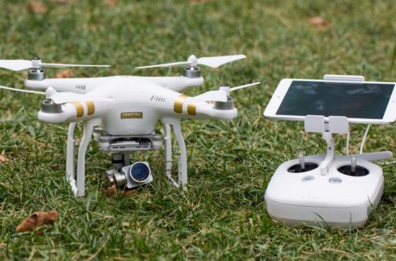 Raduno Nazionale di droni Phantom e Inspire