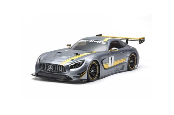 Sul mercato la Mercedes della Tamiya che ha vinto l'ultimo Nurburgring