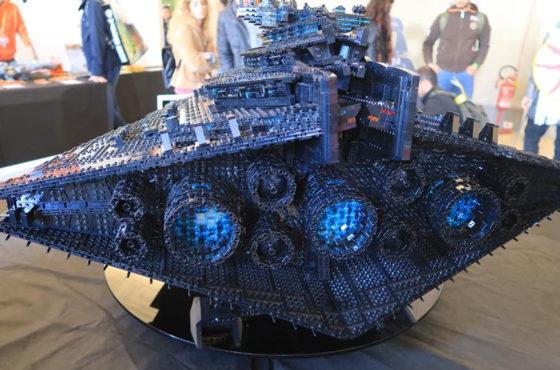 Novità nell'area LEGO di Model Expo Italy