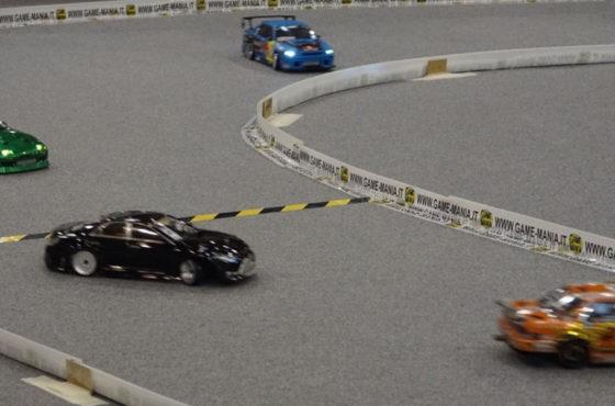 A Model Expo Italy la prima tappa della gara mondiale di drift