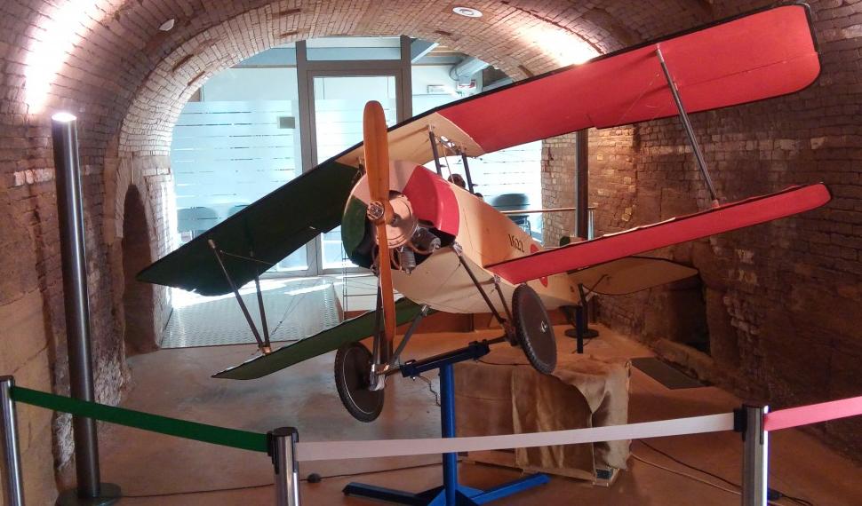 Dall'aliante al drone: la storia dell'aviazione a Model Expo Italy
