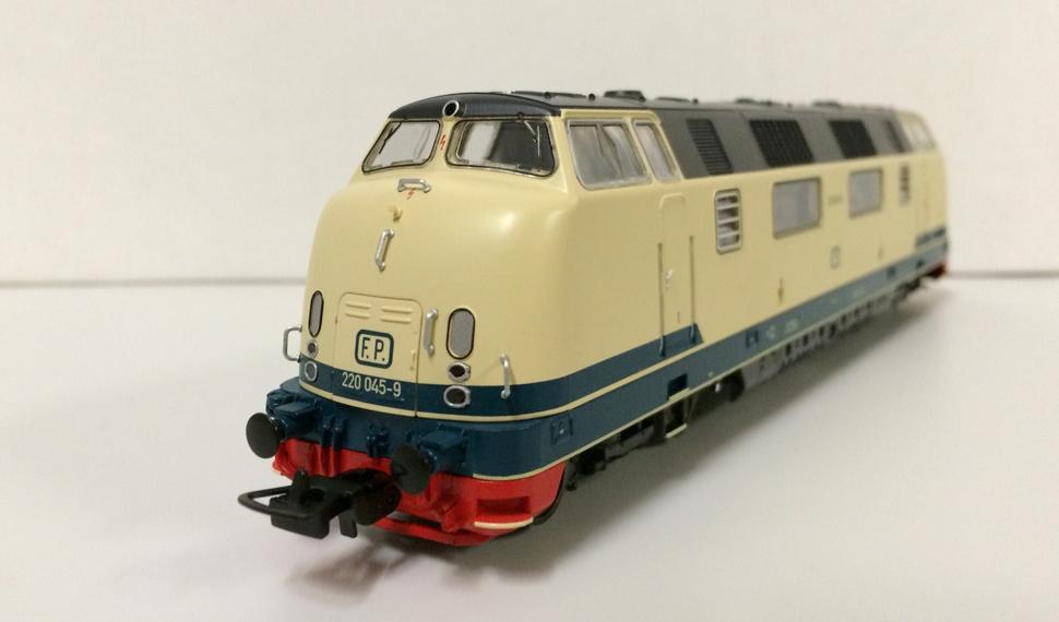 Il modello della locomotiva delle Ferrovie Padane è in vendita in esclusiva per il mercato italiano
