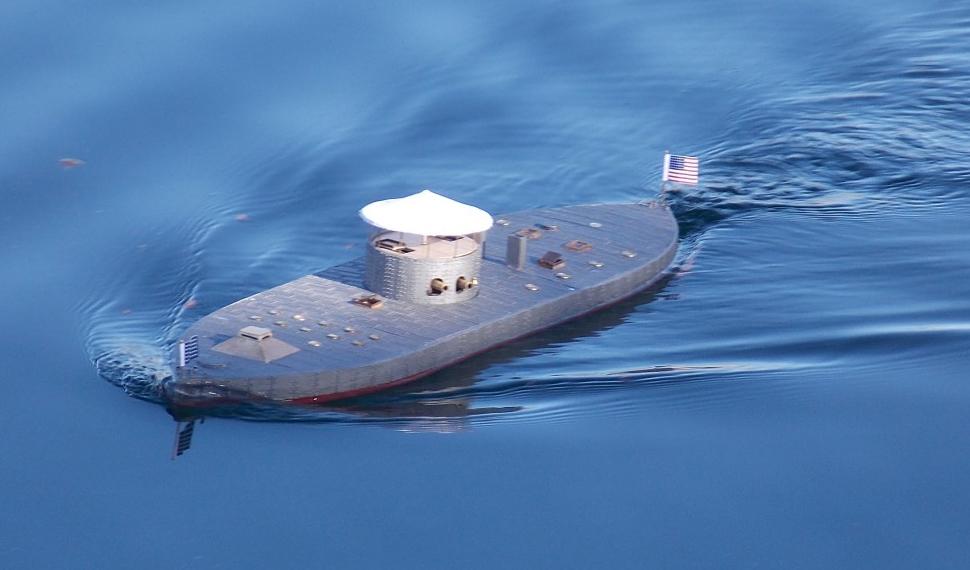 Dalle imbarcazioni di un metro di lunghezza ai sommergibili: la Grande Vasca di Model Expo Italy è sempre più interattiva
