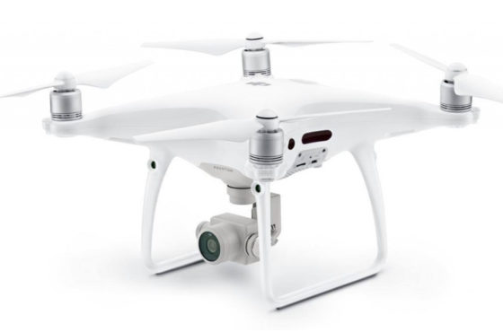 Presentato il 16 novembre il nuovo DRONE PHANTOM 4 PRO della DJI