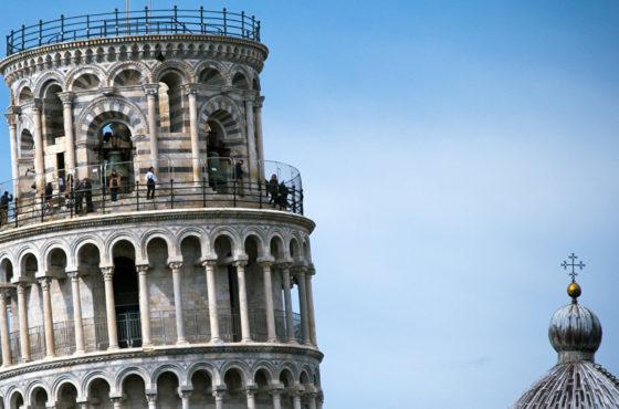 Una Torre di Pisa da 30.000 pezzi a Model Expo Italy