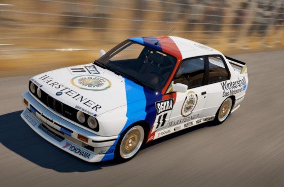 La Beemax lancia il modello di auto da corsa della BMW in scala 1:24