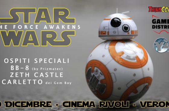 """""""CACCIA ALLA CARTOLINA"""" prosegue con Star Wars"""