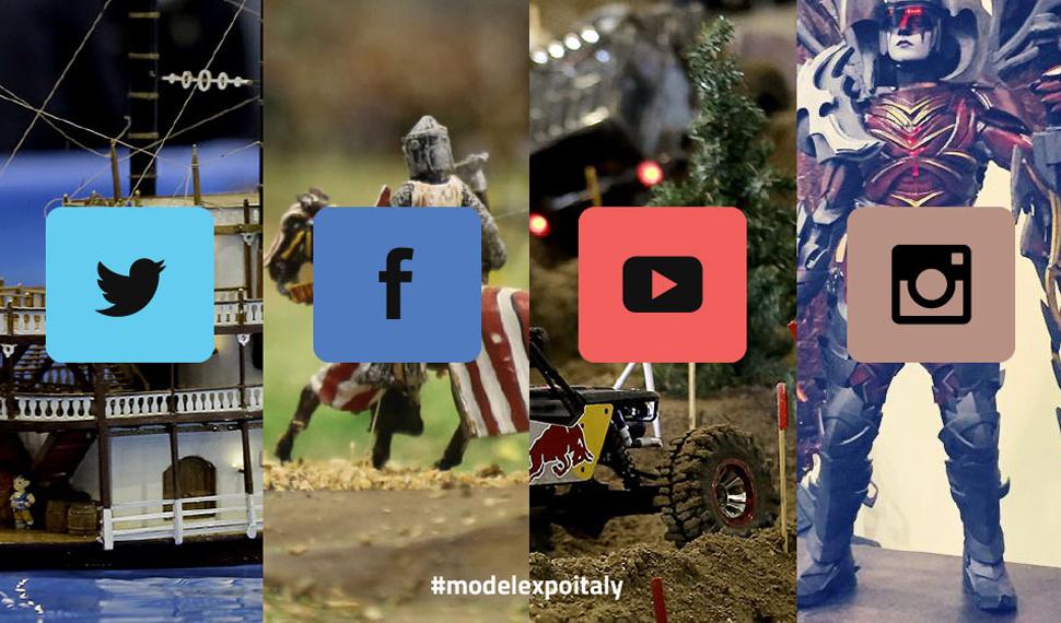Stay tuned: resta collegato con i nostri canali social