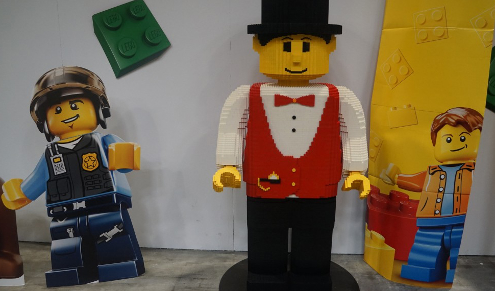 Il mondo LEGO a Model Expo Italy diventa più grande: spazio alla creatività di adulti e bambini