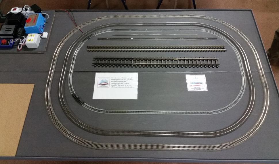 Sei curioso di testare i modelli appena acquistati? Provali sul circuito di Model Expo Italy!