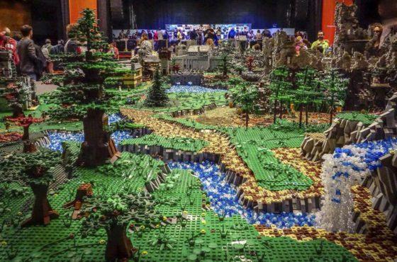 Sempre più grande lo spazio dedicato alla LEGO® a Model Expo Italy!