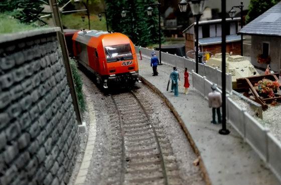 Novità nell'ambito del ferromodellismo: arriva in fiera il Museo Stazione Trieste Campo Marzio