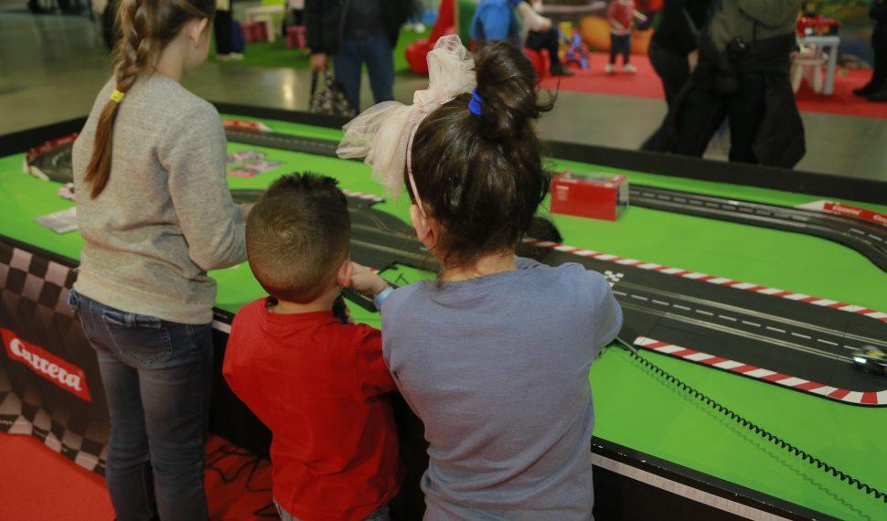 Il Gran Premio di Monza va in scena a Model Expo Italy con Carrera Toys