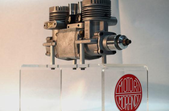 La passione guida l'evoluzione tecnologica: a Model Expo Italy i Motori Morandi