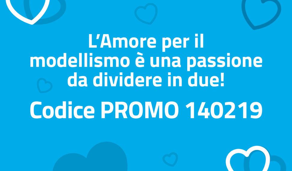 Per San Valentino acquista il tuo biglietto scontato a Model Expo Italy