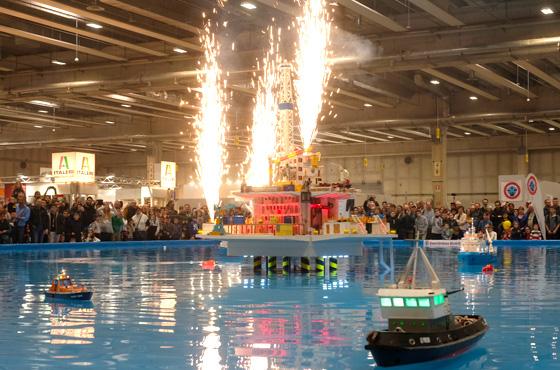 Model Expo Italy: a Verona oltre 70mila appassionati di modellismo e giochi