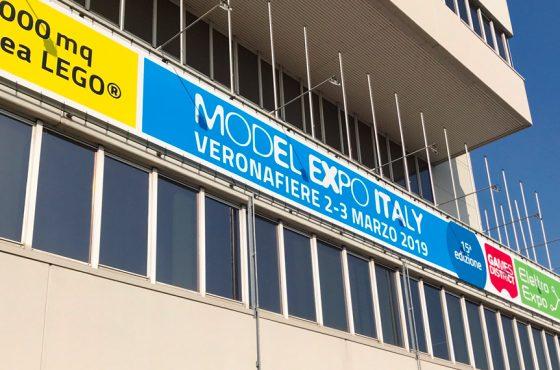 Model Expo Italy, al via domani con Vince Tempera, papà della sigla di Goldrake
