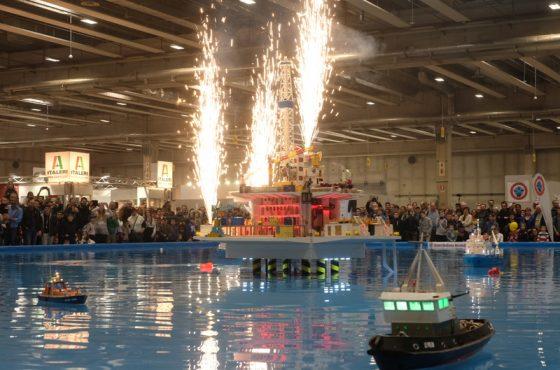 MODEL EXPO ITALY PER GLI APPASSIONATI DI MODELLISMO, MATTONCINI LEGO, COMICS AND GAMES ED ELETTRONICA