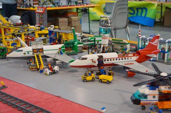 La Brick Arena di Model Expo Italy: il luogo ideale per gli appassionati di mattoncini LEGO