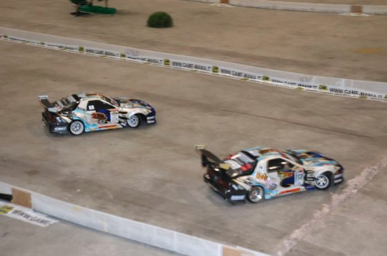 Le piste di Model Expo Italy: il drift