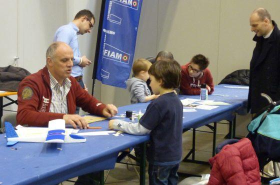 La FIAM a Model Expo Italy per i giovanissimi
