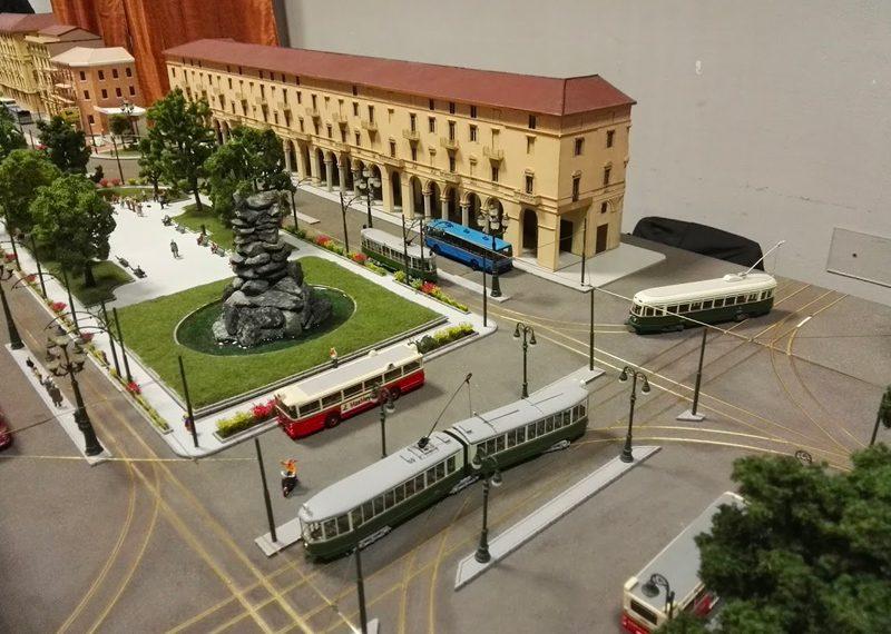 L'Associazione Tram Storici di Torino a Model Expo Italy!