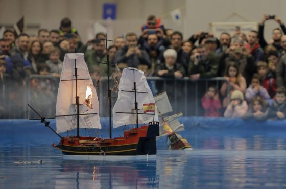 Velieri antichi: il navimodellismo incontra la storia