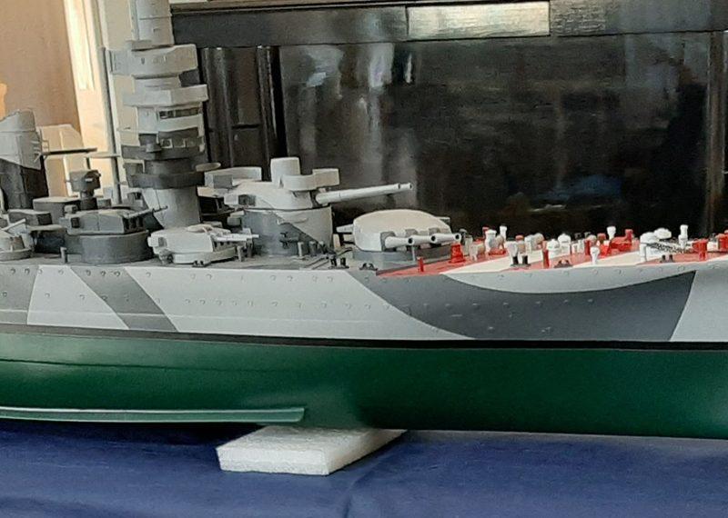 L'Andrea Doria, il Kaffir e il Salvador Dalì: le navi di Model Expo Italy