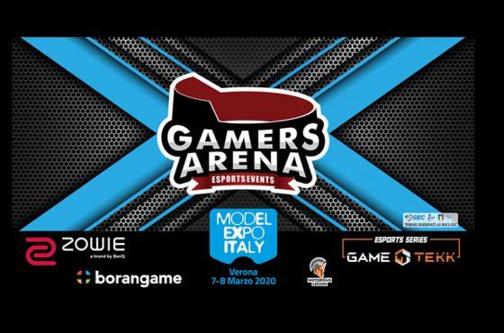 Gli eSports approdano a Model Expo Italy: sfide, giochi e spettacoli per il grande pubblico