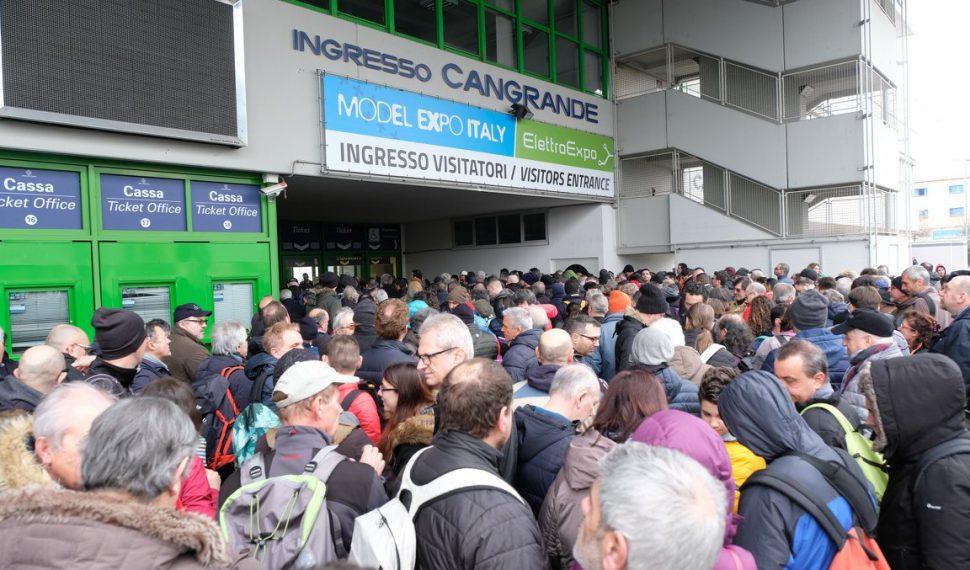 Modalità utilizzo/rimborso biglietti Model Expo Italy