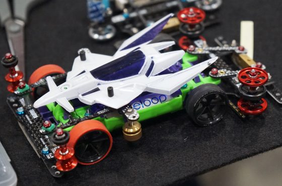 Le auto di Model Expo Italy: Mini 4WD