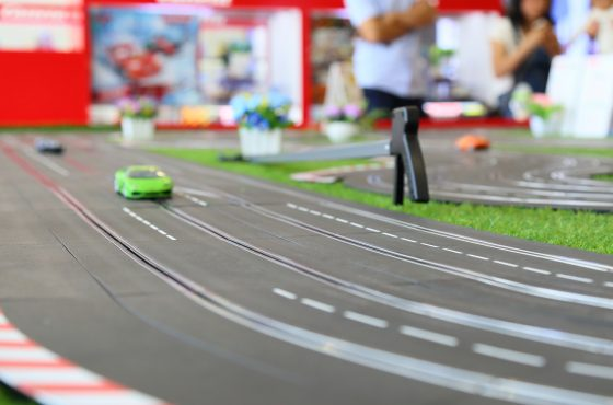 Le auto di Model Expo Italy: slot car