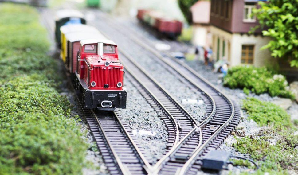 fermodellismo o modellismo ferroviario