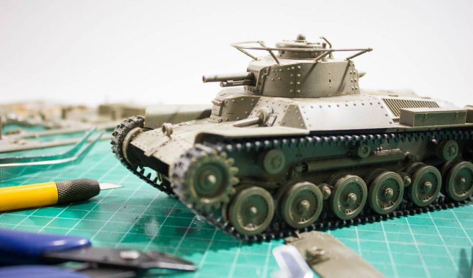 Il modellismo dei carri armati: come realizzare i modellini in scala