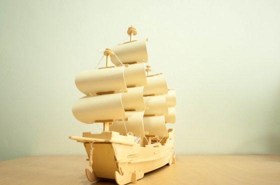 Il navimodellismo a vela: caratteristiche e particolarità delle vele