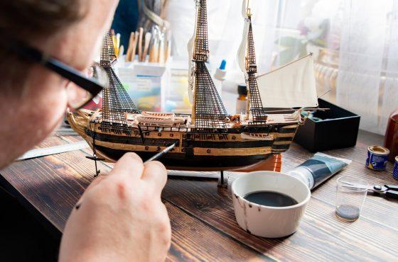 I modellini dei velieri: le imbarcazioni più note da collezionare
