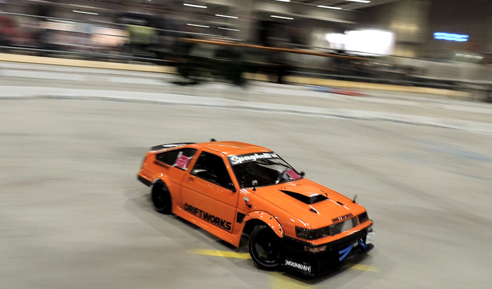 Drift project brings skills and enjoyment to the track: appointment at model expo italy